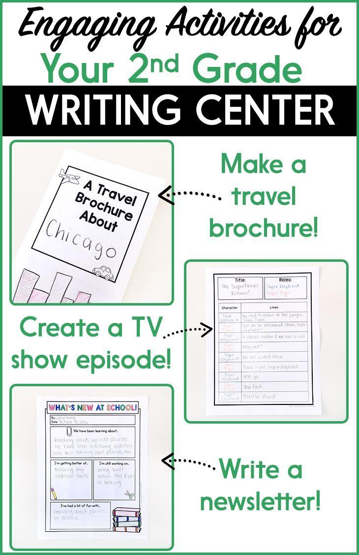 daily 5 writing activities 2nd grade