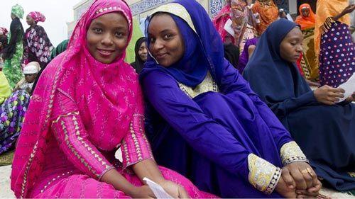 Celebrating Eid In Ewu-Elepe, Lagos, Nigeria - Traditions - Culture & Entertainment - OnIslam.net