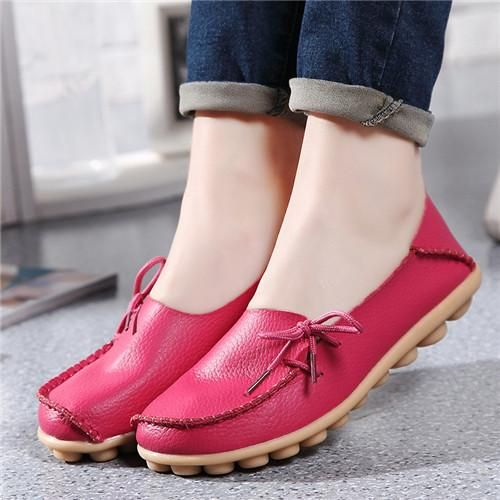 6b8cce150af shoes soft women flats slip on Spring Autumn women casual shoes Comfort  loafers