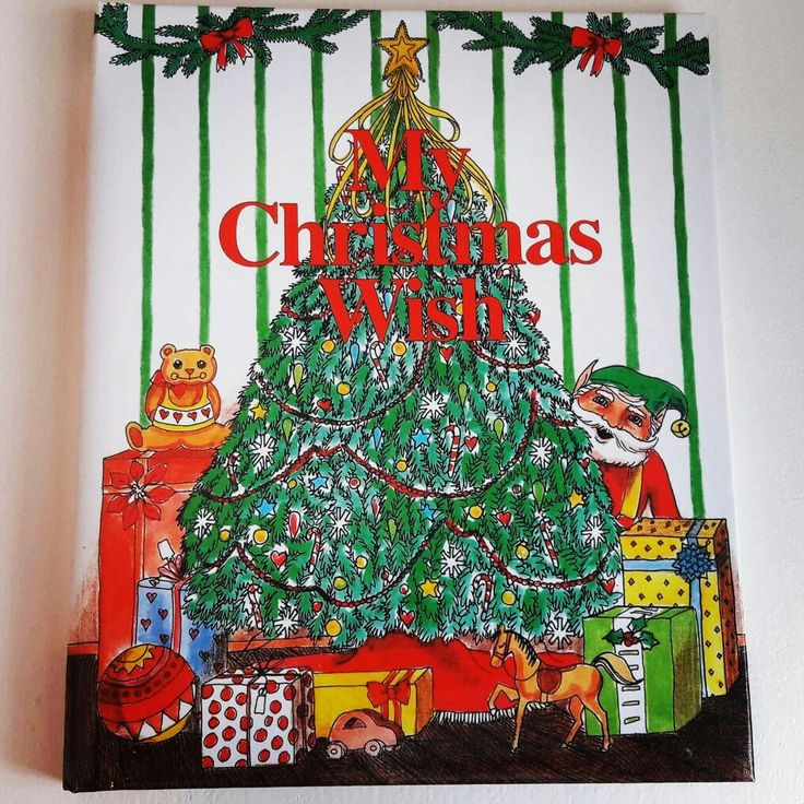 My Christmas Wish - The perfect gift. Personalised Story Book on sale for R170.