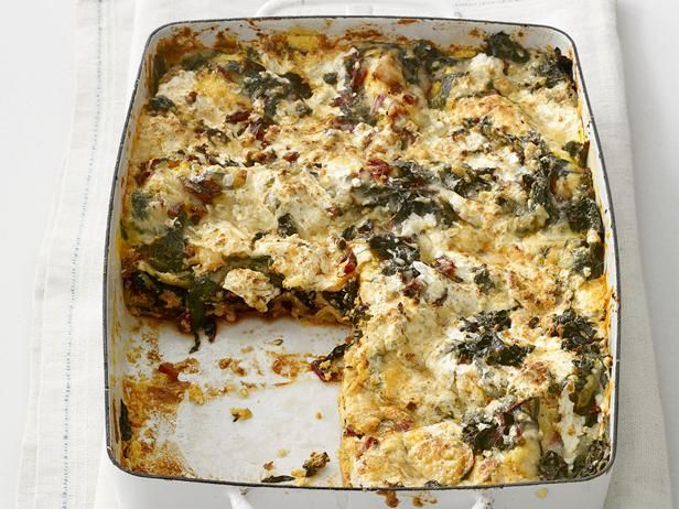 The 25 best lasagna recipe food network ideas on pinterest get swiss chard lasagna recipe from food network forumfinder Gallery