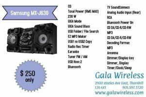 SAMSUNG MX- J630