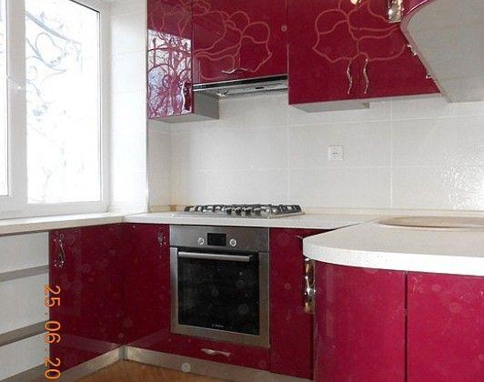 Кухонная мебель на заказ фото 101