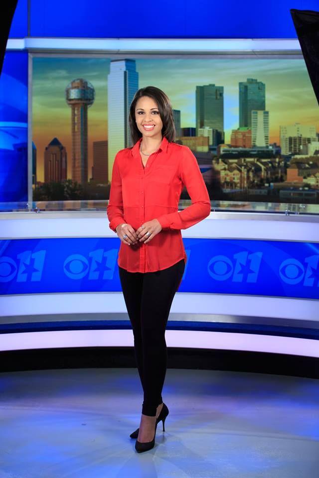 Adrienne Bankert Cbs11 Dallas Yowza News Amp Sports