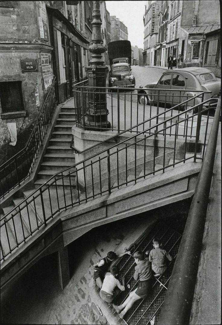52 best Rue Vilin, Paris images on Pinterest   Old photos ...