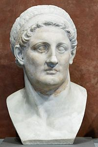 Ptolemy I Soter I (the Savior), also known as Ptolemy Lagides, was a Macedonian general under Alexander the Great, who became ruler of Egypt (323 BC – 283 BC) and founder of both the Ptolemaic Kingdom and the Ptolemaic Dynasty. In 305/4 BC he took the title of pharaoh.