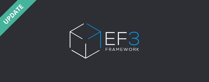 Important! EF3 ‪#‎Framework‬ for ‪#‎Joomla‬ was updated to 3.13 version