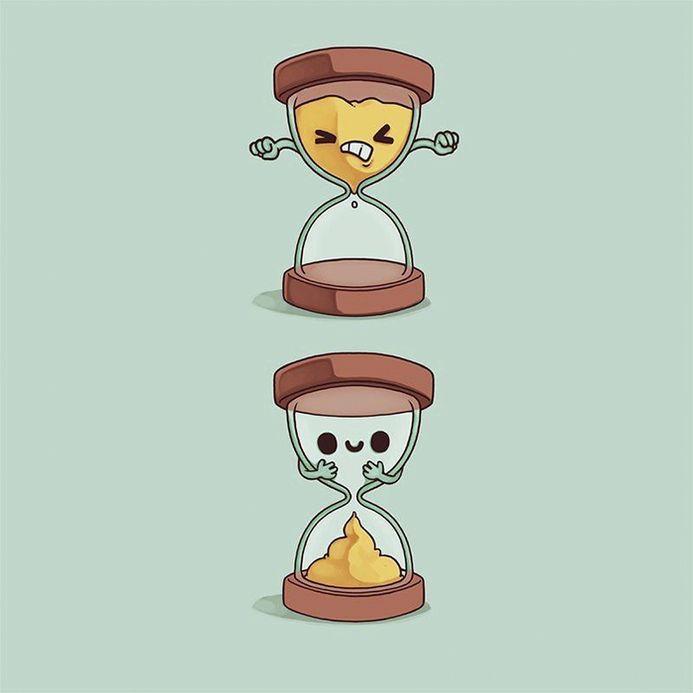 30 Funny Illustrations
