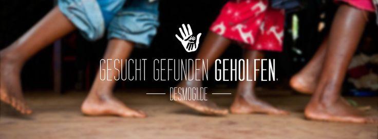 Ob second-hand Babykleidung oder Kindermode – auf www.desmogi.de spendest Du automatisch mit jedem Verkauf oder Tausch und kannst damit Menschen helfen.