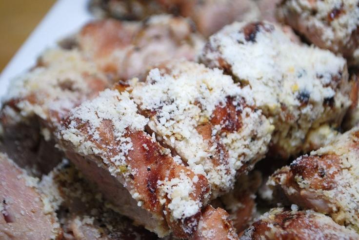 Parmesan Crusted Pork (Fogo De Chao recipe)
