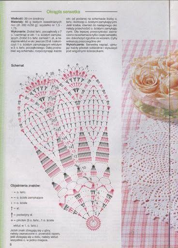 Mejores 730 imágenes de carpetas crochet en Pinterest   Carpetas ...