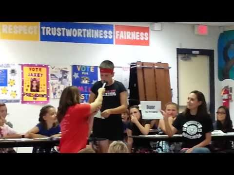 000 5 Amazing Middle School Campaign Speeches Student