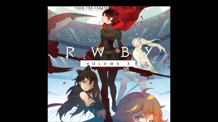 RWBY Volume 3 Soundtrack - Not Fall in Love with You