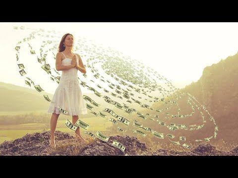 Meditační terapie pro přitahování klientů a zákazníků - YouTube