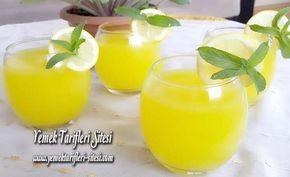 Tam Kıvamında Limonata Tarifi