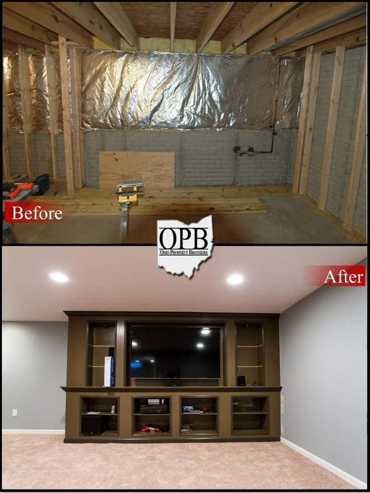 New Basement Remodeling Columbus Ohio