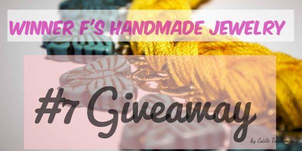 Winner #7: F's Handmade Jewelry