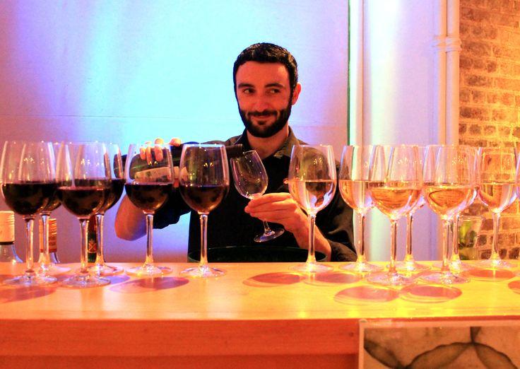 Barry's on wine duty