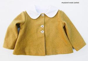Baby girl jacket-so glad I don't have a girl- I'd be broke!