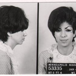Best Mugshots Images On Pinterest History Mug Shots And Old - 15 vintage bad girl mugshots from between the 1940s and 1960s