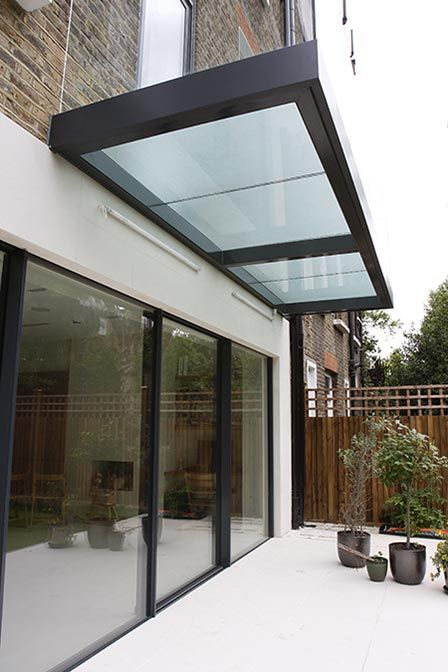 IQ Glass Balconies