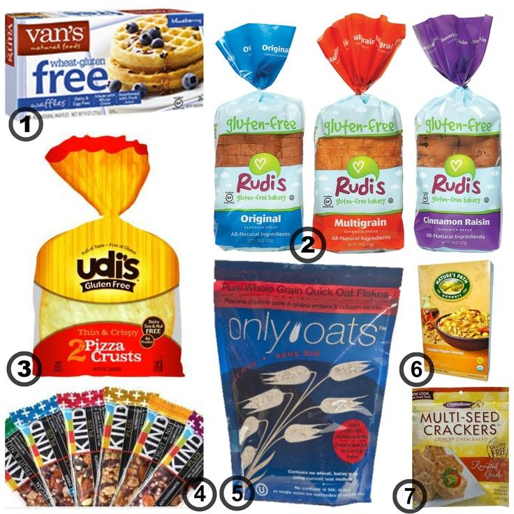 Favorite Gluten-Free Foods!