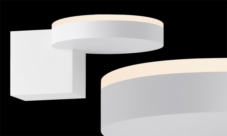 disc-cube LED Sconce(2360.98) SONNEMAN - A Way of Light