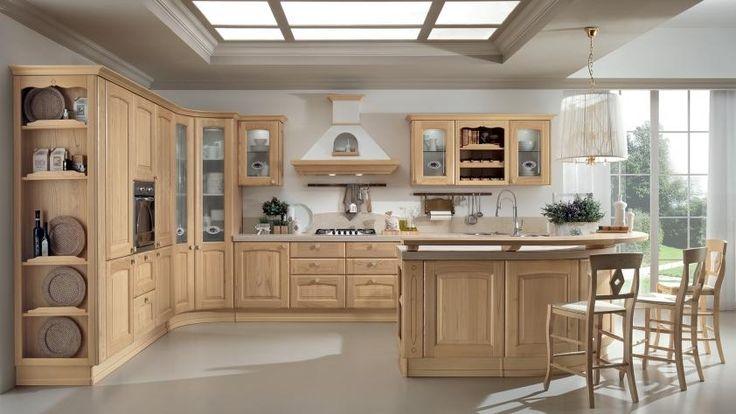 Veronica - Cucine Classiche - Cucine Lube   Home design ...