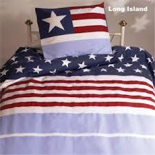 Dekbedovertrek amerikaanse vlag google zoeken moodboard jongenskamer pinterest - Dekbedovertrek usa persoon ...