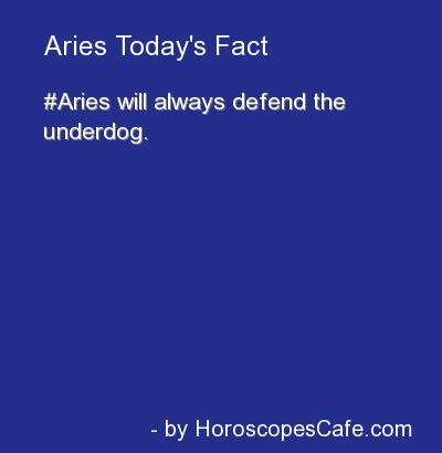 """Aries Daily Fun Fact...Maybe this is why ppl at work call me """"Little Lawyer"""" ...lol."""