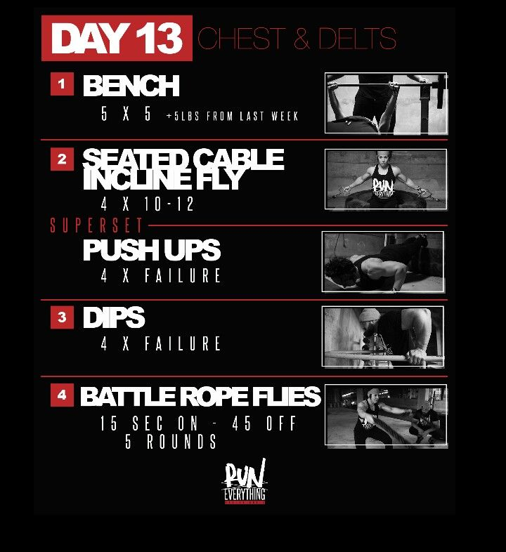 Dana Linn Bailey 28 day program day 13