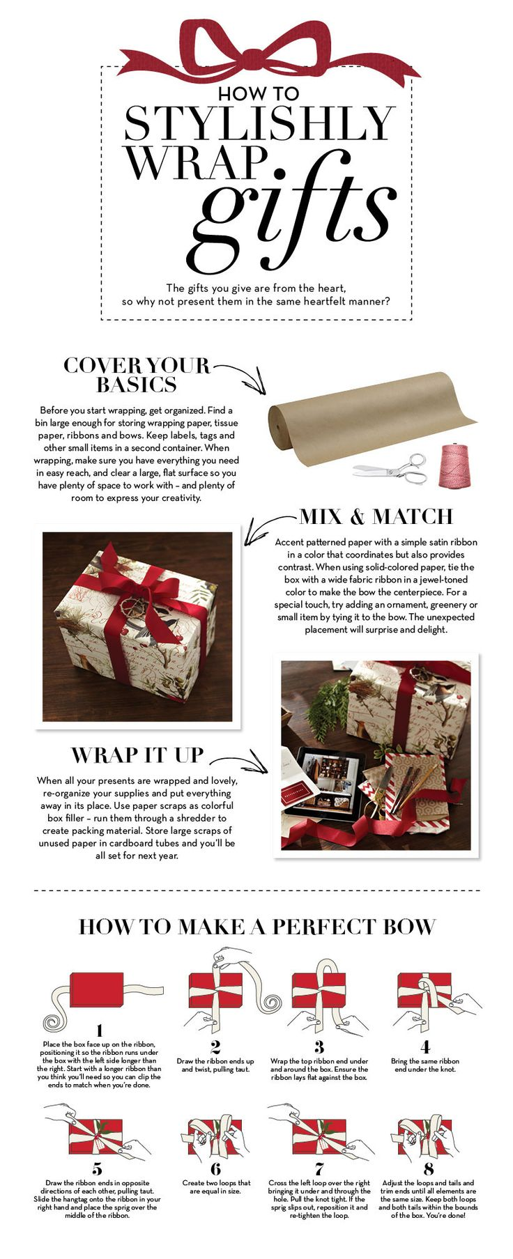 How to Stylishly Wrap Gifts