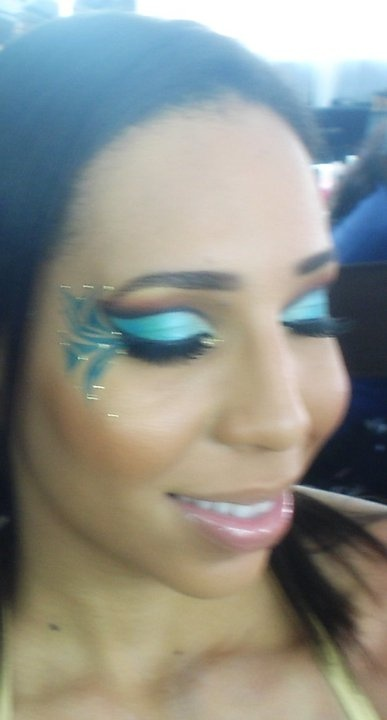 1000+ images about Carnival makeup on Pinterest
