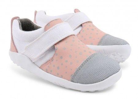 Bobux I-walk Play Aktiv Pink Shoes - Bobux - Little Wanderers