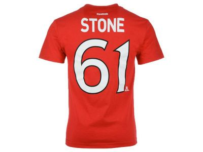 Ottawa Senators Mark Stone Reebok NHL CN Player T-Shirt