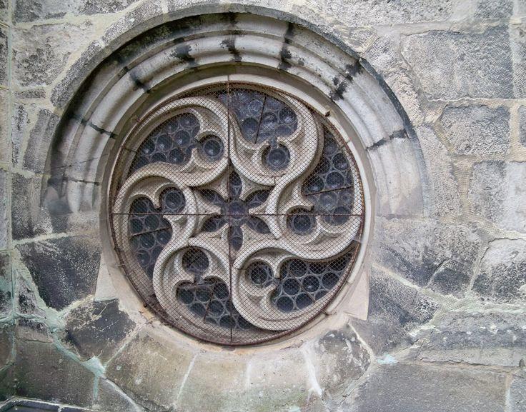 church round windows - Google Search