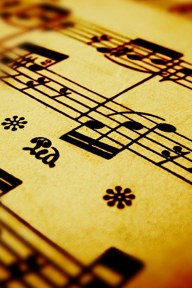 Piano Sheet Iphone Wallpaper Iphone Wallpaper Music Music Notes Background Android Wallpaper Sheet music wallpaper iphone