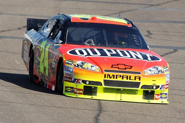 Jeff Gordon - NASCAR Phoenix Preview