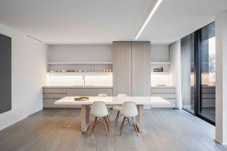 Apartment in Bruges | Obumex | Annick Vernimmen Photography