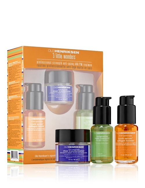 Ole Henriksen 3 Little Wonders | The Daily Mark