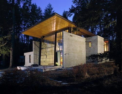 ... in Coeur D'Alene, Idaho, by Seattle-based firm Olson Kundig Architects