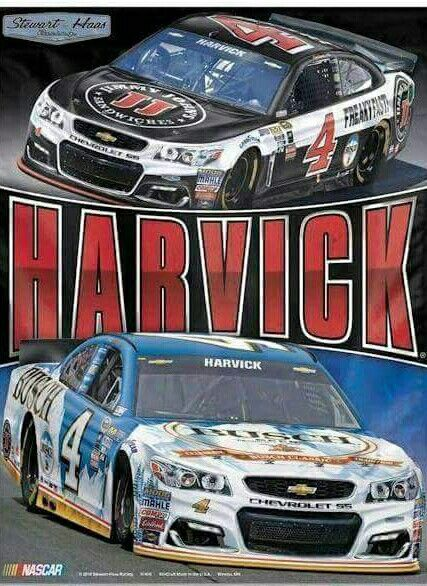 Kevin Harvick has the pole @ Atlanta  for the Folds Of Honor Quick Trip 500