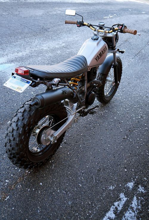 Yamaha TW125...this is the one...