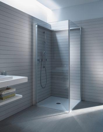 Duravit Openspace Shower Partition #design #showers #bathroom
