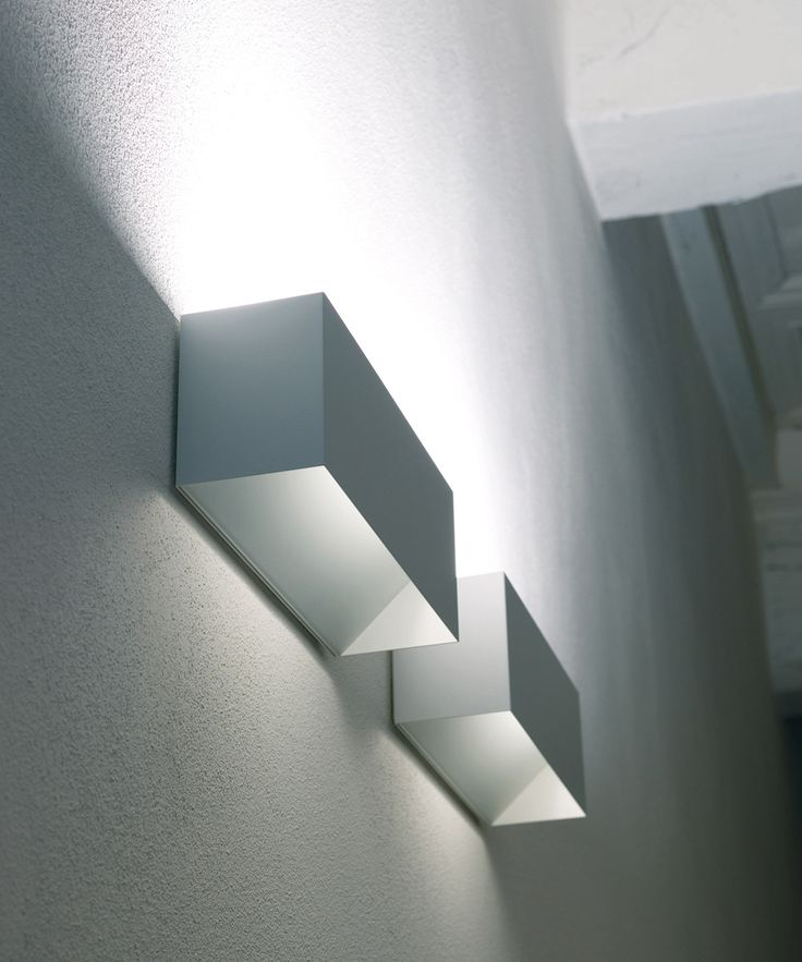 Effective Simple Wall Lights by Davide Groppi