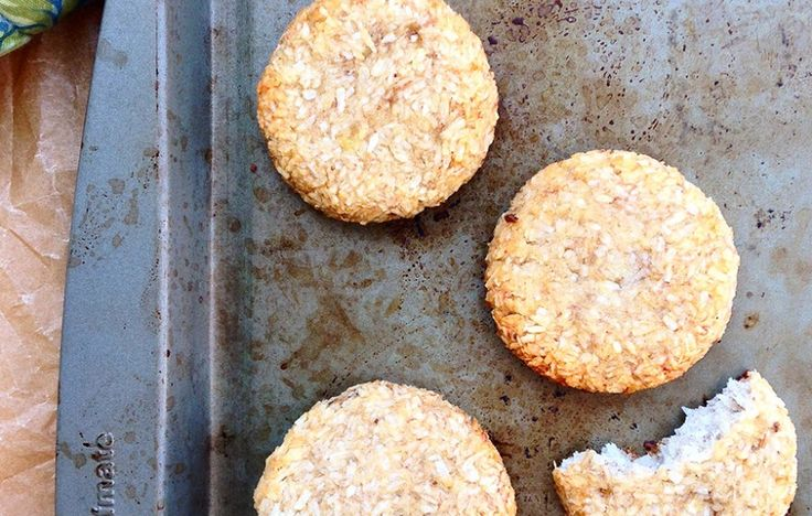 I saw some two ingredient cookies on Instagram, then onTumblr. I didn't see THESE two ingredient cookies, let's be clear, I saw banana plusoatmeal cookies. That version, which inspired my banana coconut cookies, is pretty common in vegan circles but I thought when I saw...