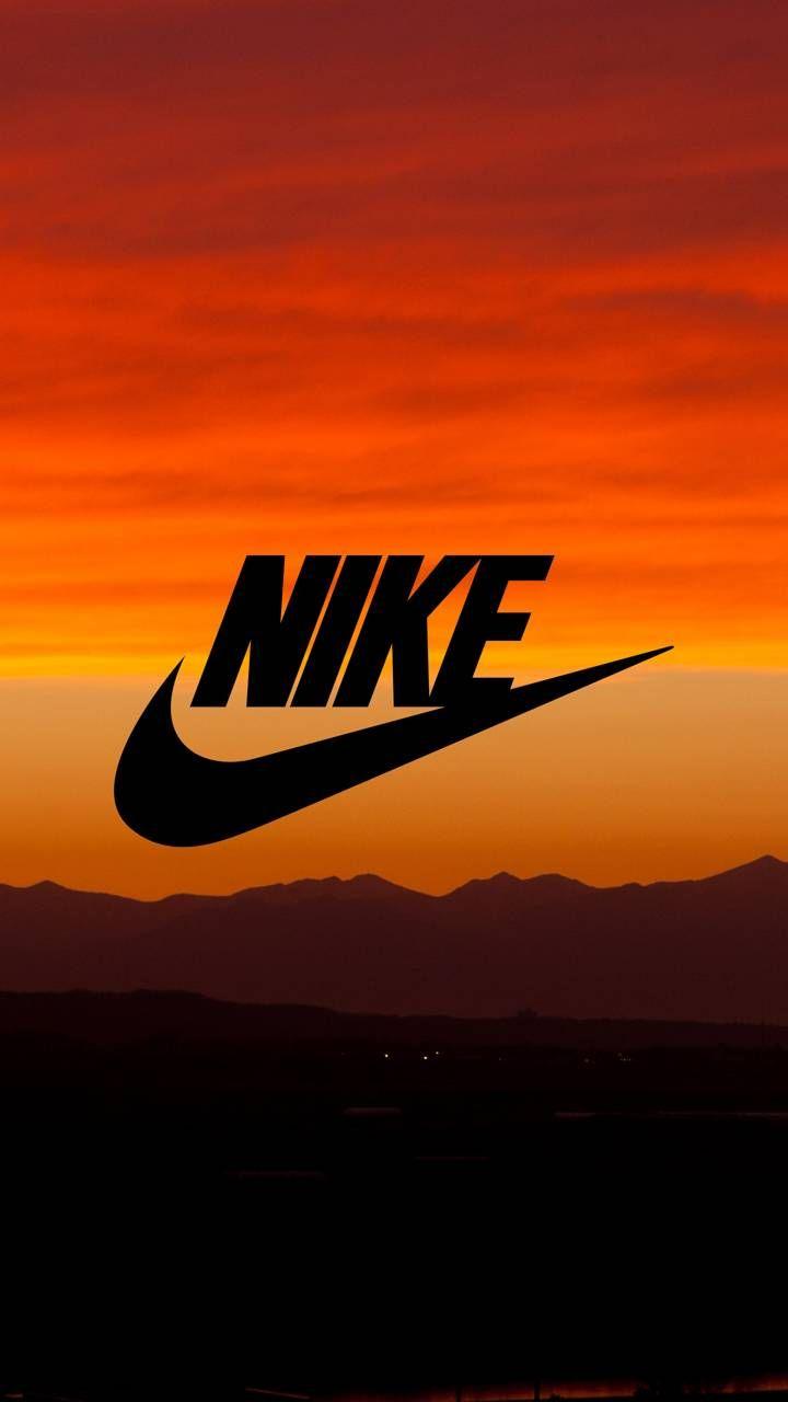 Nike Sunset 나이키, 배경화면, 아이폰 배경화면