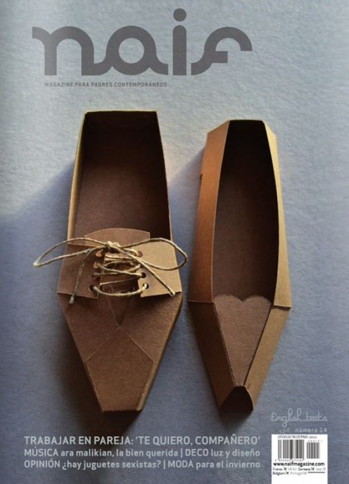 NAIF nº14, cover