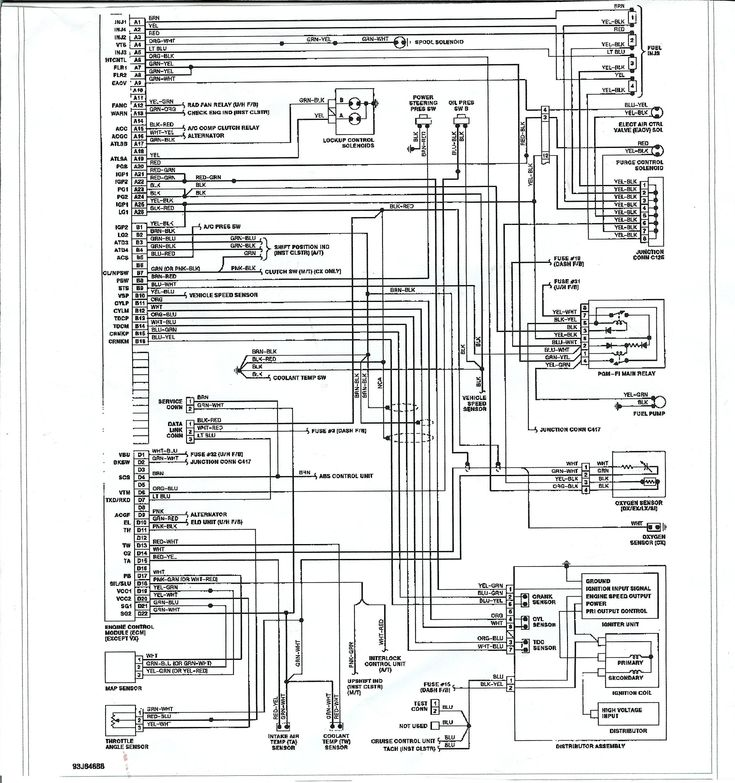 Unique Wiring Schematic Legend diagram wiringdiagram