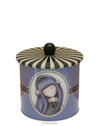 Biscuit Tin - Dear Alice, Santoro's Gorjuss